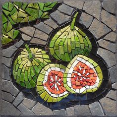 Fall Harvest: Fig, Joanne Daschel