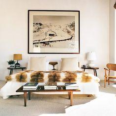 bedroom / lonny