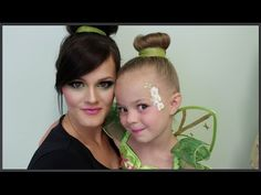 Tinkerbell video tutorial for MOM and DAUGHTER