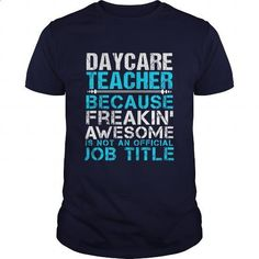DAYCARE-TEACHER - #t shirt company #t shirts design. ORDER NOW => https://www.sunfrog.com/LifeStyle/DAYCARE-TEACHER-110104344-Navy-Blue-Guys.html?id=60505