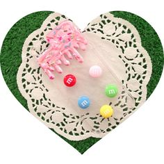 This yummy case is dripping with pink frosting, layered with sprinkles and scattered with m