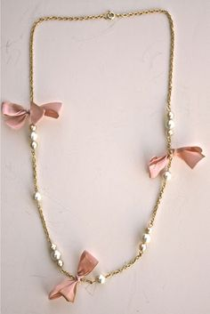 ~Ruffles And Stuff~: JCrew-Inspired Necklace Tutorial (and the Basics of Jewelry Making!)