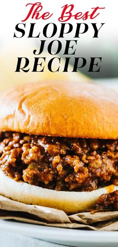 Best Sloppy Joe Recipe Without Ketchup. The BEST Sloppy Joes Recipes Out There And We Should Know . The Best Sloppy Joes Recipe Sloppy Joes Recipe Best . Sloppy Joe Recipe Without Ketchup, Homemade Sloppy Joe Sauce, Sloppy Joes Recipe, Easy Sloppy Joes, Crockpot Sloppy Joe Recipe, Homemade Sloppy Joe Recipe Brown Sugar, Sloppy Joe Recipe With Tomato Sauce, Best Sloppy Joe Recipe Ever, Sloppy Joe Recipe With Chili Sauce
