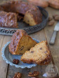 Bundt Cake de boniato, miel y whisky | I Love Bundt Cakes: Deliciosos Bundt Cakes & other Cakes