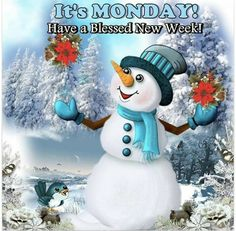 Good morning sister have a great day and happy  new week ✨              ✨                     ✨          ✨ ✨          ✨          ✨      ⛄
