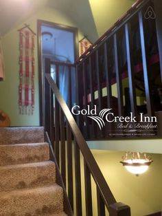 Check out this awesome listing on Airbnb: Gold Creek Inn B&B Aizen Loft - Bed & Breakfasts for Rent in Nevada City Nevada City, B & B, Bed And Breakfast, Perfect Place, Condo, Loft, Vacation, Awesome, Check