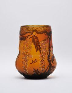 ItemC057 エミール・ガレの花瓶