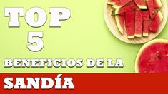 Beneficios de la sandia - Superalimentos - Vida Saludable Watermelon, Food, Truths, Vitamins And Minerals, Health And Wellness, Healthy Living, Vitamin E, Fruit, Eten