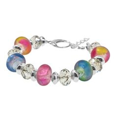 Sparkle and Frost Bracelet | Fusion Beads Inspiration Gallery