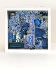 Robin Ayres – Box of Color/Light Blue