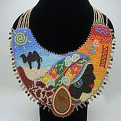 great russian bead embroidery!!