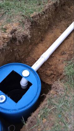 Simple DIY 3 barrel septic system