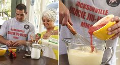 Sugar Free Ice cream recipes ~ Paula Deen I would substitute Whole Milk for the low fat milk as any milks lower in fat are higher in carbs, even some of the whole milk substituted with whipping cream, not too much because its pretty potent stuff.
