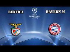 Benfica vs Bayern München Match preview 4/13/16 UEFA