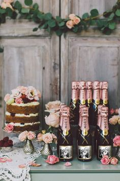 Create personalised Moët & Chandon wedding favours for lasting memories of your special day. Moet Chandon, Bridal Shower Party, Bridal Showers, Hen Party Decorations, Anniversary Parties, Rustic Wedding, Wedding Favours Elegant, Wedding Napkins, Wedding Invitations