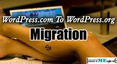How To Move Your WordPress-com Blog To WordPress-org Wordpress Org, Internet Marketing, Blogging, About Me Blog, Self, Articles, Platform, Tutorials, Reading