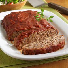 Pastel de Carne con Salsa - Receta – ListoYServidoRápido