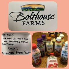 Amazing drinks made by an amazing company. Thank you soooo much for the package of awesomeness! @bolthousefarms I cant wait to try the new drinks super excited!!! #bolthousefarms #strawberry #bananahoneyalmondbutter #banana #honey #almondbutter #almond #coconut #protein #proteinsmoothie #berriesandgreenveggies #berries #veggies #cucumber #grapes #blueberry #spinach #apples #beets #lemon #blackberry #kale #mangopineapplecolada #mango #pineapple #raspberrybloodorange #raspberries #bloodoranges…