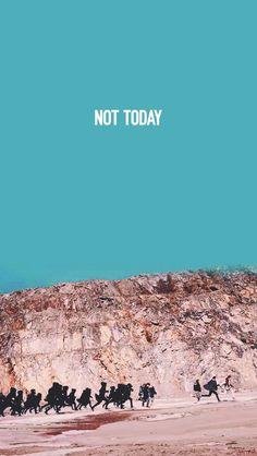 (58) Hashtag #NotToday sur Twitter