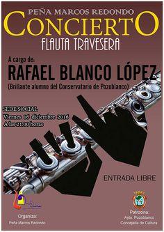 Concierto de Flauta Travesera en Pozoblanco