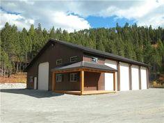 Pole barn garage my 30x40 pole barn garage pics the for 40x50 pole barn