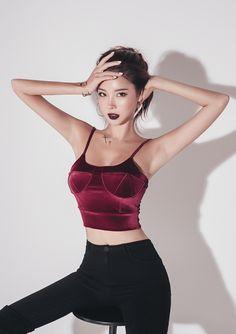 Purple & black jeans outfit #koreanmodel #koreanbeauty #koreanfashion #model #beauty #fashion Black Jeans Outfit, Korean Model, Model Pictures, Korean Beauty, Jean Outfits, Purple And Black, Korean Fashion, Bodycon Dress, Models