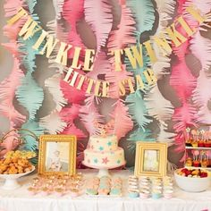 This is a set of dreamy Frilly Party streamers in shades of pink, white and light Turquoise.  In each order you get 2 White, 2 Light Pink, 2 Pink, 2 Dark Pink and 2 Light Turquoise  These 100gram Streamers are 6 inches wide and 8.5 feet long (up to 10 feet if stretched). Best hung with staples, push pins or strong tape
