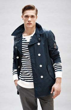 Steven Chevrin {Nautical}
