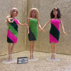 Ravelry: Barbie Spirals pattern by Woolly Thoughts