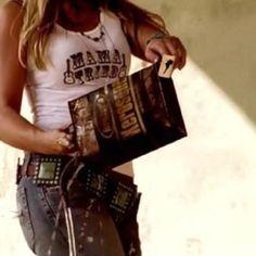 Miranda Lambert and kerosene and a JUnk GYpsy tank . . a great combination!!!