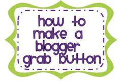 Joy of Kindergarten: How to Make a Blog Grab Button