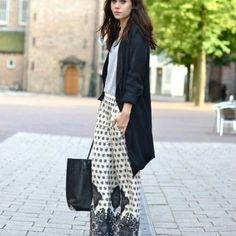 Zara wide oriental trousers size S 36. 60€