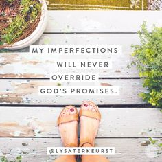 "June 2, 2016 There is No Such Thing as a Perfect Decision LYSA TERKEURST ""In all your ways acknowledge him, and he will make straight your paths."" Proverbs 3:6 (ESV)"