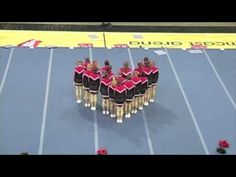 Ballard Cheer State 2011 - YouTube some great ripples in this one