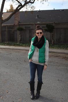 Natalie Dressed: comfy, casual layers