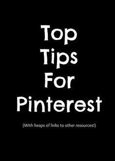 A few conversations on twitter have led me to believe I may know something about Pinterest. Not much, mind you, but something. Also, I'm going to totally use this as an opportunity to brag (again) that I was featured on… Continue Reading →