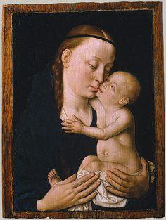 Dieric Bouts: Virgin and Child (30.95.280) | Heilbrunn Timeline of Art History | The Metropolitan Museum of Art
