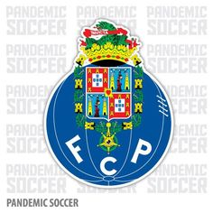 FC Porto Portugal Vinyl Sticker Decal