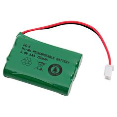 DOG COLLAR 750mAh Rechargeable BATTERY for TRI-TRONICS 1038100E, Mighty Mule #Dantona