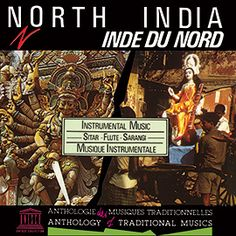 The classical music of North India (Hindustani music) has roots in Persian Musiqi-e assil folk music, Sufi songs, Vedic chants, and the region's own folk traditions. Although it is primarily a vocal-based music, the classical Hindustani music on this album is played on a variety of traditional instruments. The tracks in this collection present three different ragas. Sufi Songs, North India, Folk Music, Classical Music, Persian, Roots, Music Instruments, Album, Movie Posters