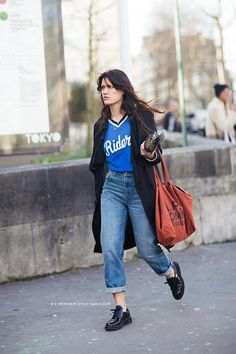 21 Ways to Wear Vintage Tees | StyleCaster