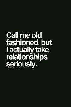 I really do..