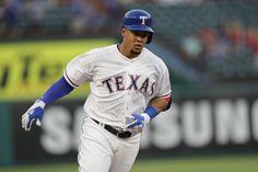 #MLB: El Quisqueyano Carlos Gómez ha encajado bien en los Rangers de Texas