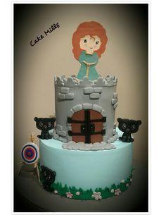 Brave Cake princess Merida