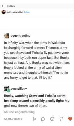 there's tWO OF THEM #infinitywar