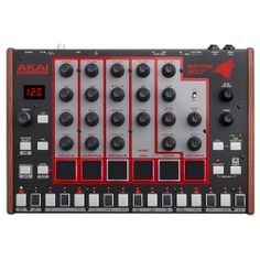 Akai Rhythm Wolf Synth, Drum Machine + Analog Bass Synthesizer in Musical Instruments, Percussion, Drums Analog Synth, Wolf, Drum Machine, Snare Drum, Musical Instruments, Keyboard, Filter, Ebay, January 2016
