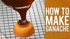 Learn How to Make Chocolate Ganache