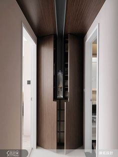 Vegas front entry closets on either side of door Cabinet Design, Door Design, Wall Design, House Design, Cabinet Furniture, Furniture Design, Modern Interior, Interior Architecture, Ideas Armario