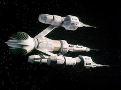 """Liberator bridge: Zoom up on the London & see the transfer tube is just in front of the four red pods on the main part of the ship. Based on this I'm saying that the bridge is there, """"Space Fall"""" shows that the airlock opens, turns & there it is. Science Fiction, Pulp Fiction, Bbc, Sci Fi Tv Series, Sci Fi Spaceships, Sci Fi Shows, Lost In Space, Sci Fi Movies, Space Crafts"""