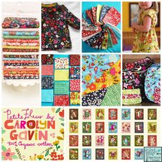 * this collection is very pretty, perfect for the little ones.